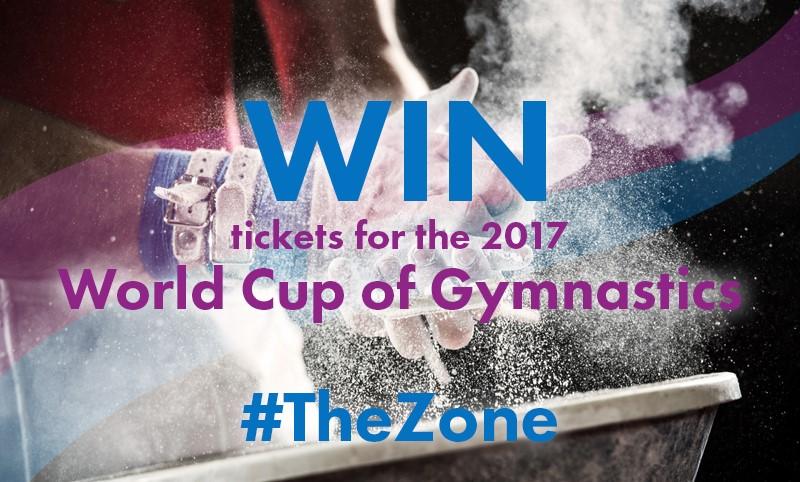 Gymnastics World Cup Tickets