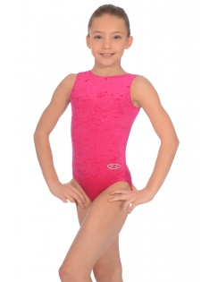 Crushed Velour/Lycra Leotards