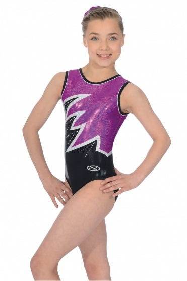 Fantasia Sleeveless Gymnastics Leotard