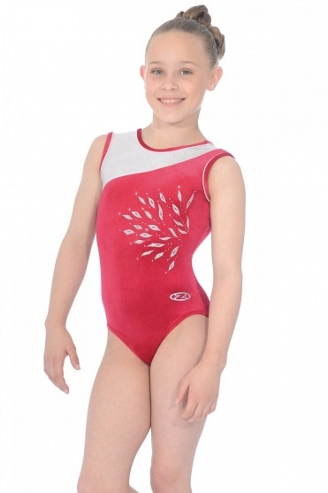 Eclipse Sleeveless Gymnastics Leotard