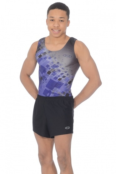 Matrix Sleeveless Gymnastics Leotard