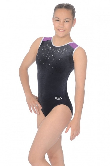 Sinead Sleeveless Gymnastics Leotard