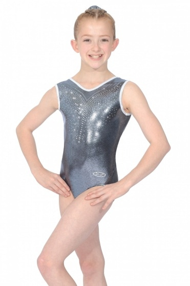 Flyte Sleeveless Gymnastics Leotard