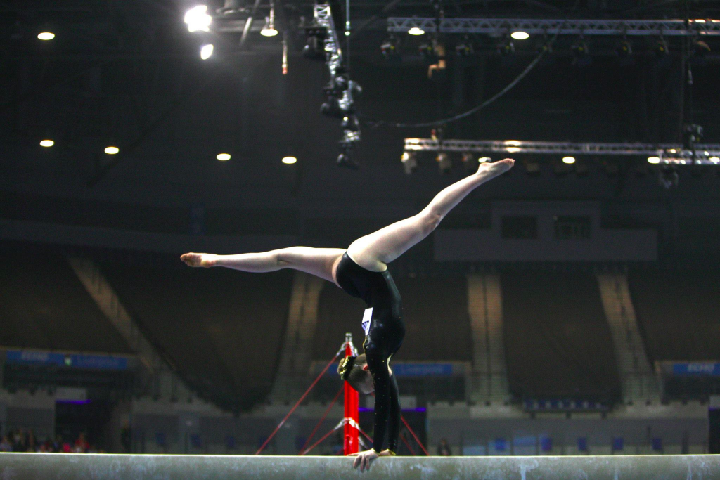 Natasha Coates: 14-time Women's Disability Gymnastics Champion