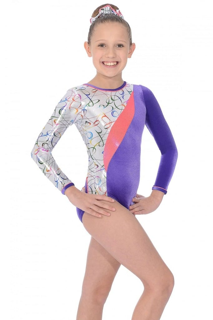 Over 150 styles of gymnastics leotards for girls by leading gym brands and popular Alegra at Move Dance Fast shipping
