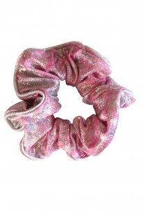 Angel Gymnastics Hair Scrunchie