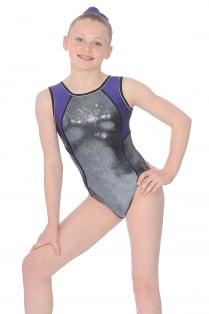 Atomic Sleeveless Gymnastics Leotard