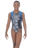 Atomic Sleeveless Gymnastics Leotard