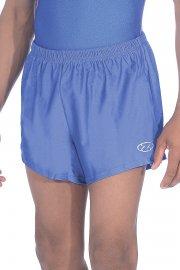 Boys'/Men's Gymnastics Shiny Nylon Lycra Shorts