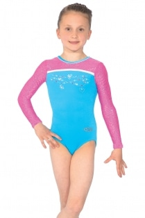 Charmed Long Sleeve Leotard