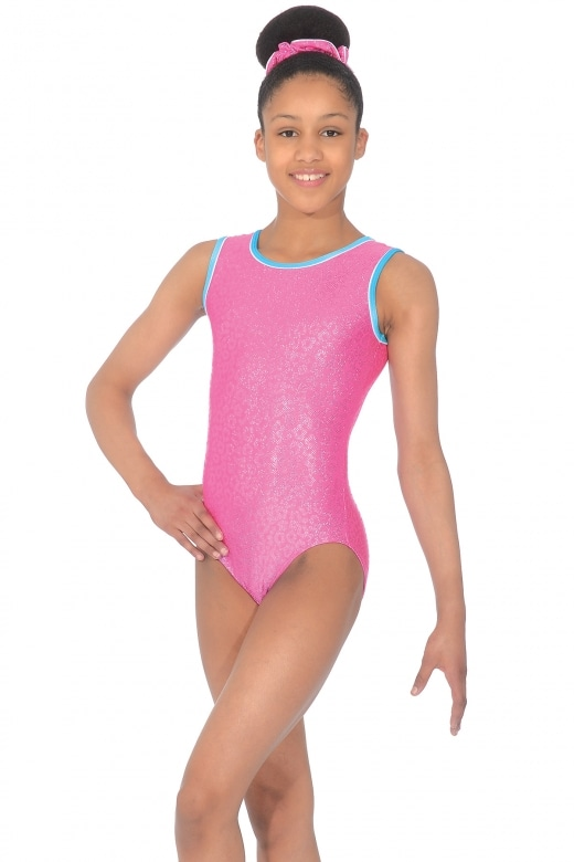 Charmed Sleeveless Leotard