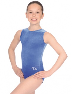 Smooth Velour/Lycra Classic Leotards
