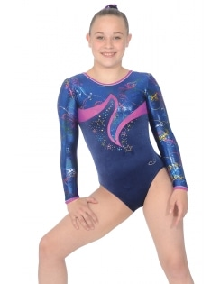 Motif Gymnastics Leotards