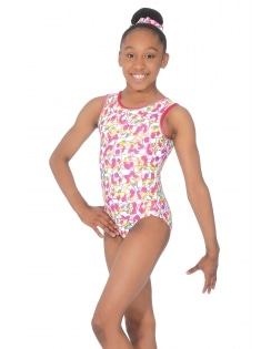 Nylon/Lycra Print Leotards