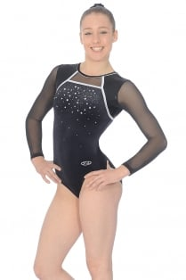 Destiny Long Sleeve Gymnastics Leotard