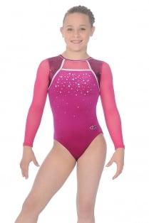 Destiny Long Sleeve Gymnastics Leotard