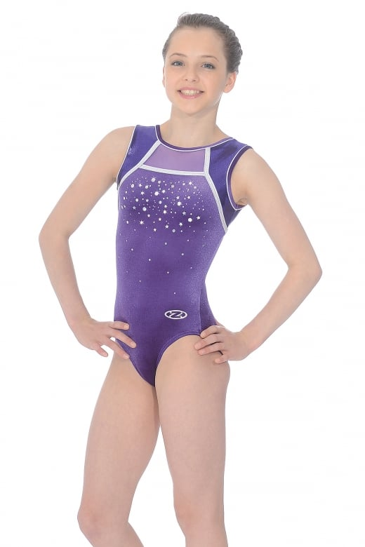 Destiny Sleeveless Gymnastics Leotard