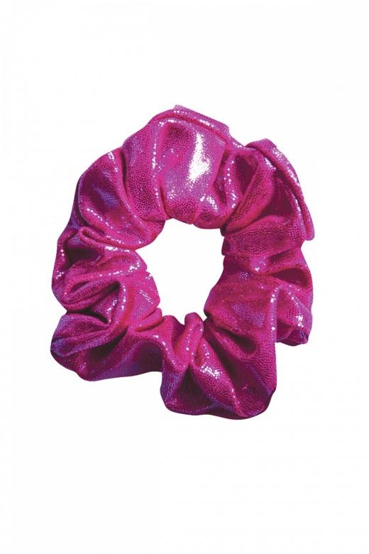 the zone gymnastics hair scrunchie