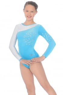 Eclipse Long Sleeved Gymnastics Leotard