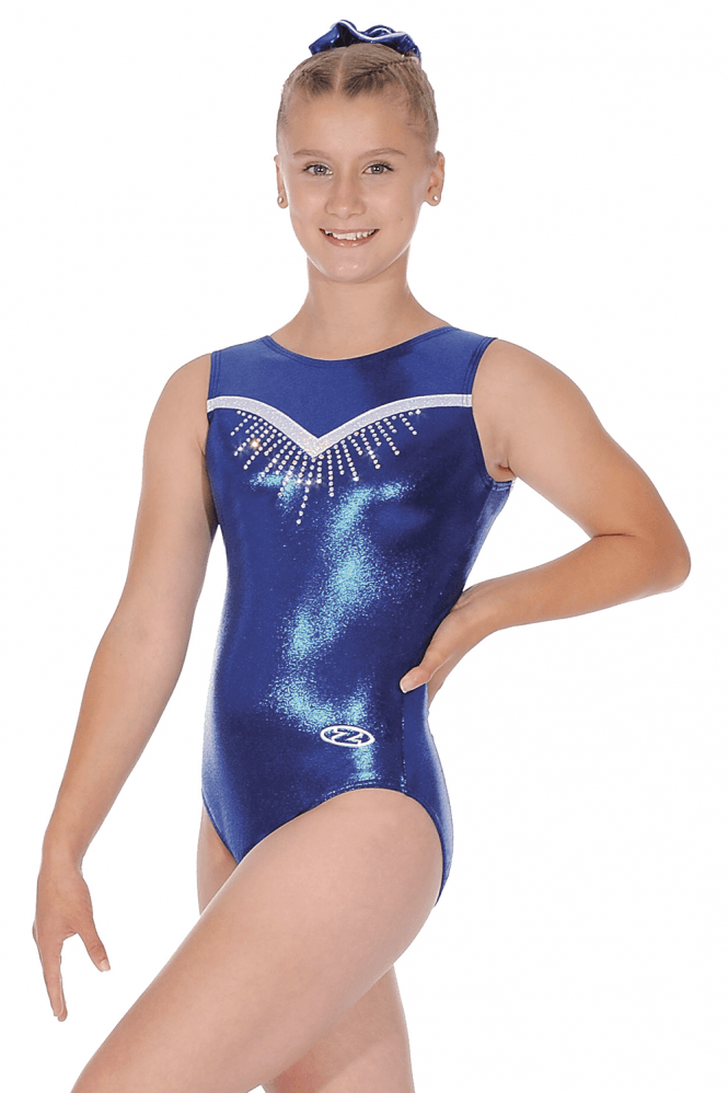 Elevate High Shine Gymnastics Leotard