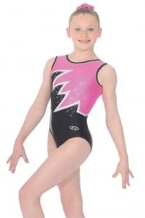 Fantasia Sleeveless Gymnastics Leotard
