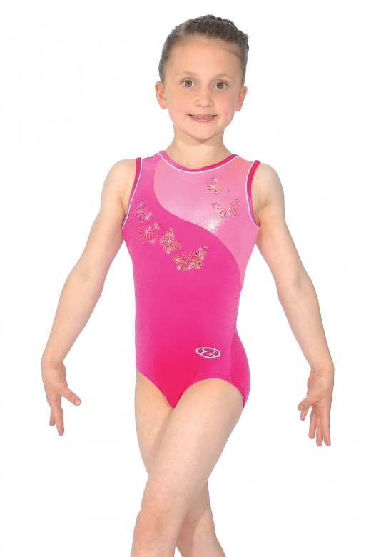 Flair Sleeveless Leotard