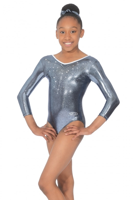 Flyte 3/4 Sleeve Gymnastics Leotard
