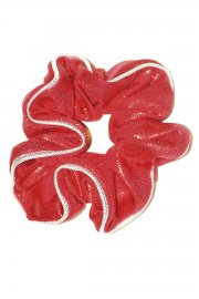 Glam Shine Hair Scrunchie