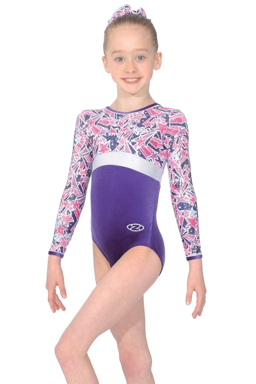 Halley Long Sleeve Leotard