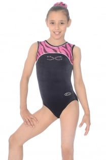 Heatwave Sleeveless Gymnastics Leotard