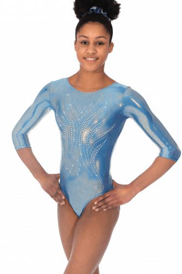 e9ef9e9f6 Long Sleeve Gymnastics Leotards - Free UK Delivery - The Zone