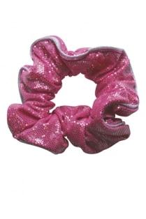 Jasmine Hologram Hair Scrunchie