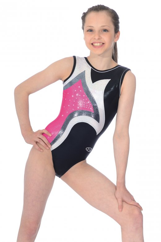 Lily Sleeveless Gymnastics Leotard