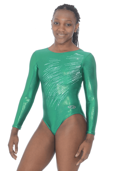 Long Sleeve Gymnastics Shine Leotard Motif 8 5fb3d42fb69