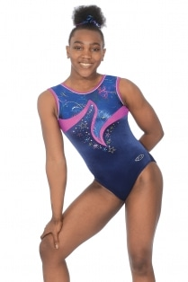 Madison Short Sleeve Leotard
