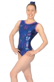 Madison Sleeveless Leotard
