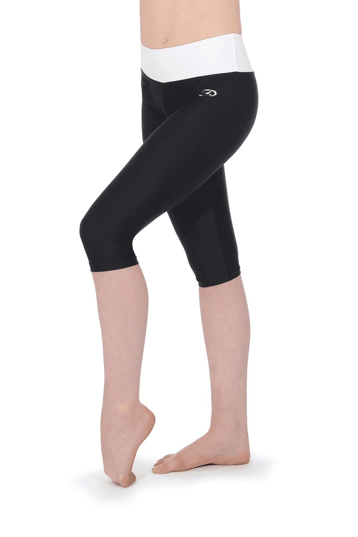 4d95e52566630 Active Wear Capri Leggings | Matt Style Leggings from The Zone (Z484)