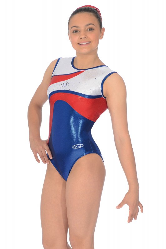 5f7162599 Merit Sleeveless Gymnastics Leotard