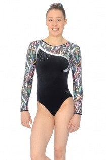 Pandora Long Sleeve Leotard