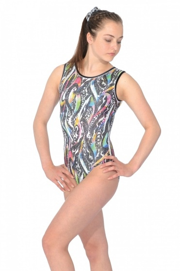 Pandora Sleeveless Leotard