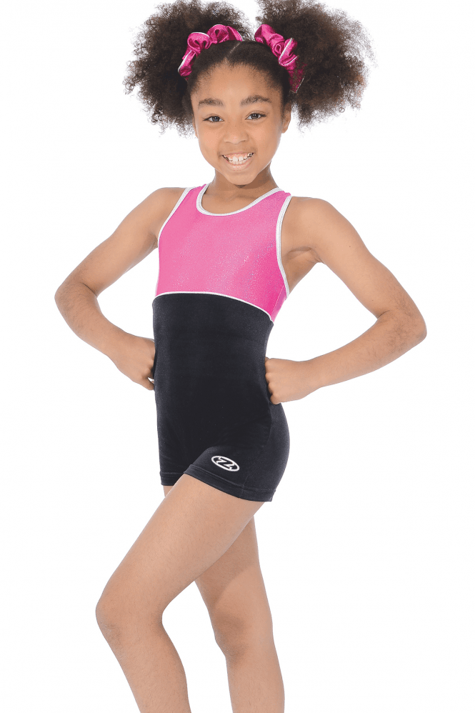 Pippa Girls' Gymnastics Unitard