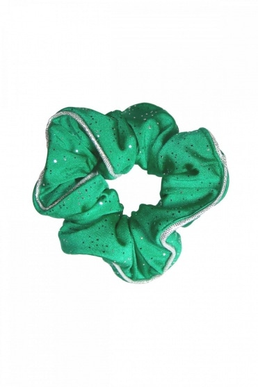 Cosmic Print Hair Scrunchie