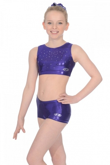 Chic Gymnastics Shorts