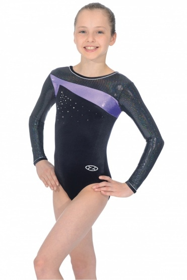 Icon Long Sleeved Gymnastics Leotard