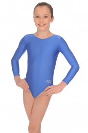 Rhapsody Long Sleeved Nylon Lycra Leotard