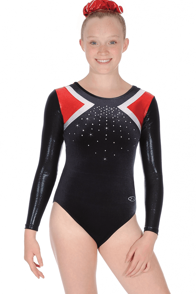 Signature Long Sleeve Gymnastics Leotard
