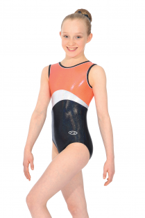 Solo Sleeveless Gymnastics Leotard