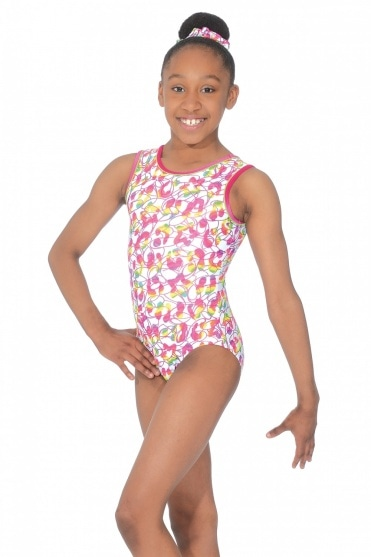 Tutti Frutti Sleeveless Leotard
