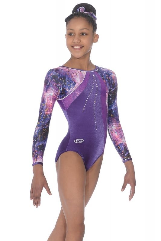 9f6327773 Twilight Long Sleeve Gymnastics Leotard