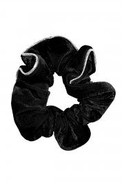 Valentine Smooth Velour Hair Scrunchie